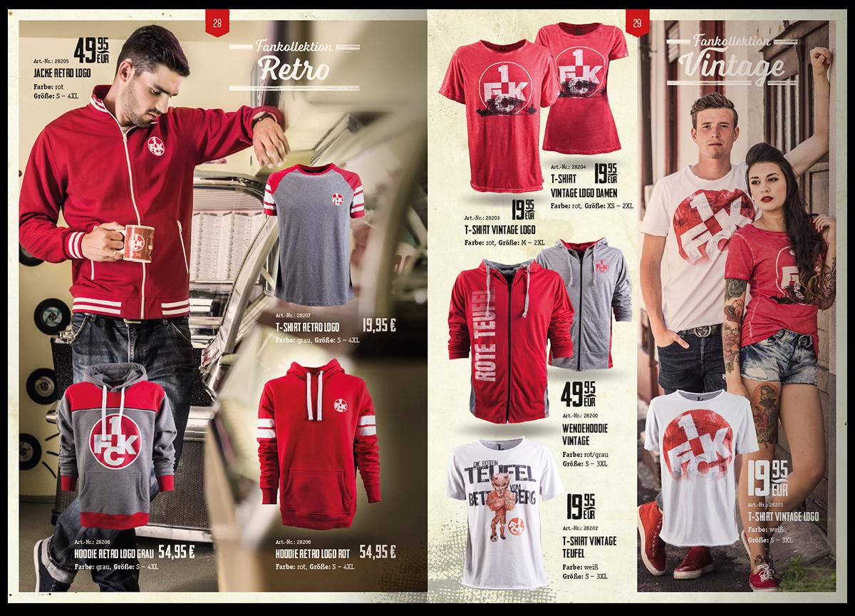 1. FC Kaiserslautern | Fanartikel-Katalog 1/2015