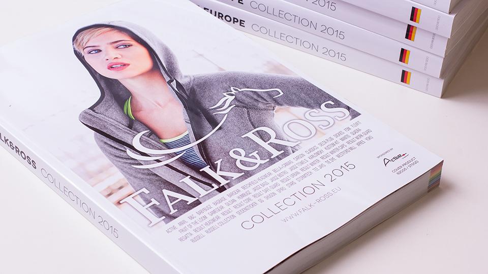FALK&ROSS Produkt-Katalog 2015