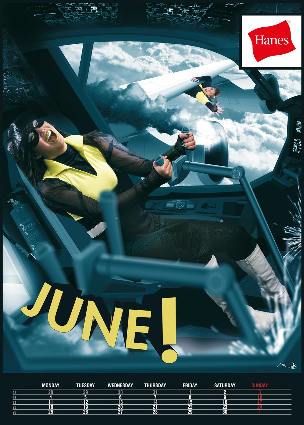 Falk&Ross | Kalender 2007