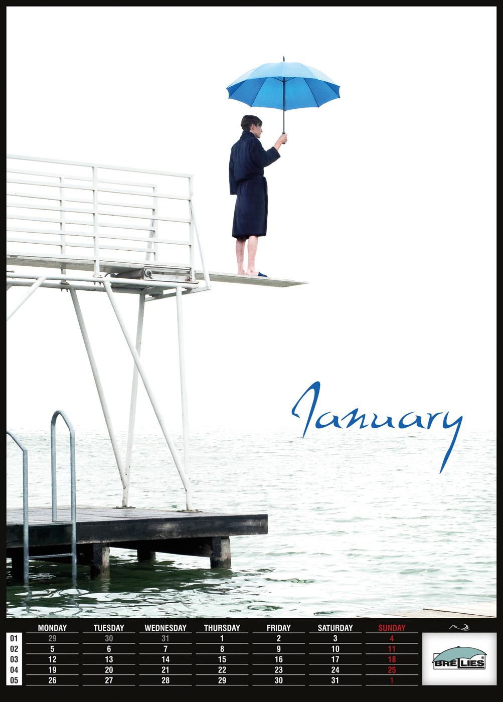 Falk&Ross | Kalender 2009