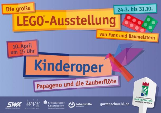 Gartenschau Kaiserslautern | Kampagne 2016
