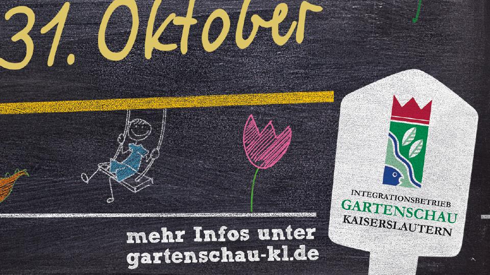 Kampagne Gartenschau Kaiserslautern 2015