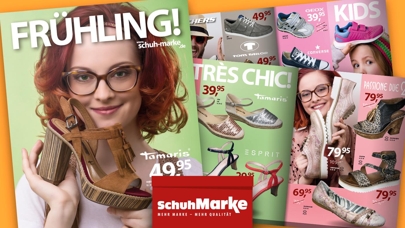 Schuh Marke Prospekt KW17/2016 | Edgar Gerhards