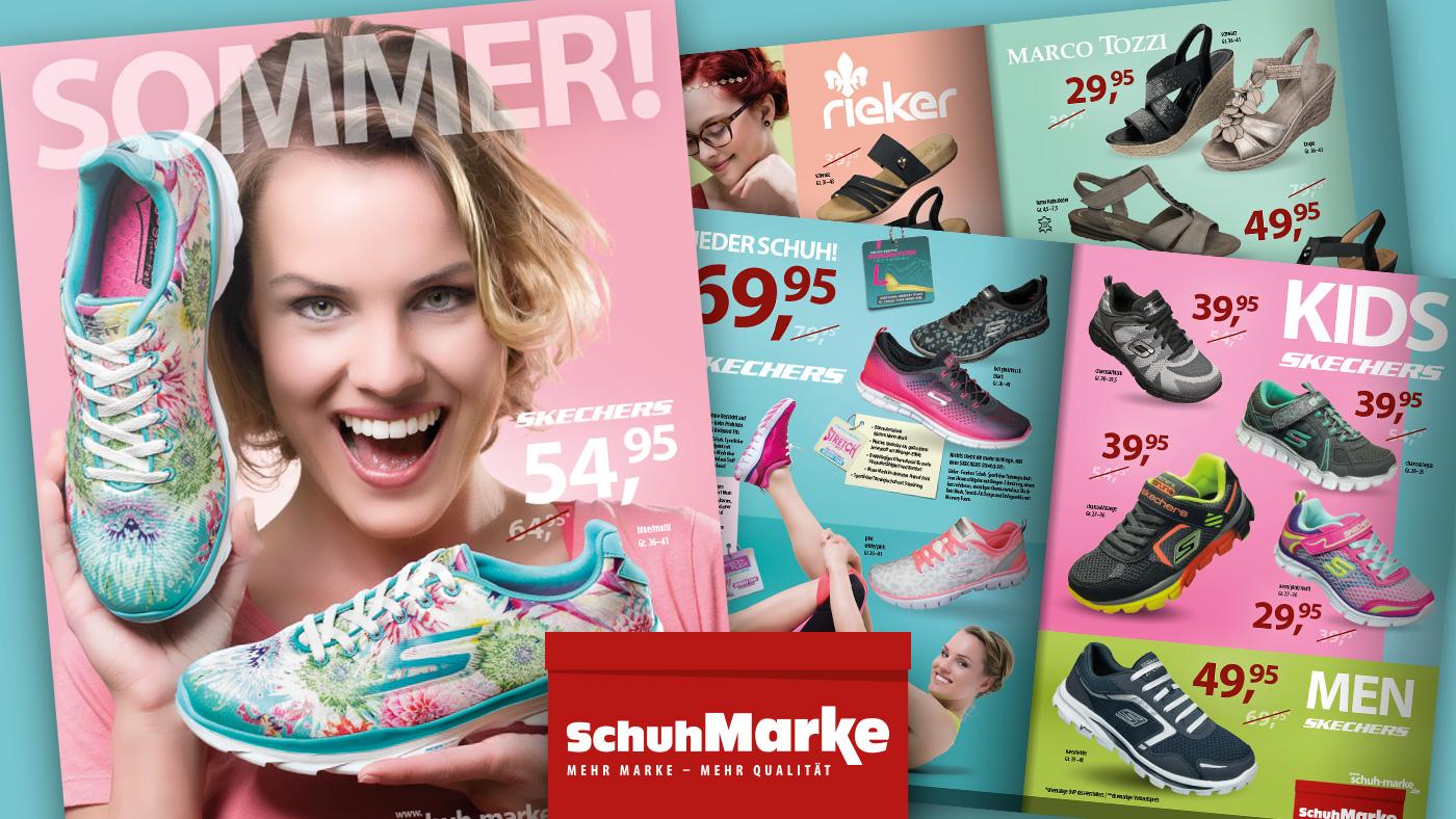 Schuh Marke Prospekt KW21/2016