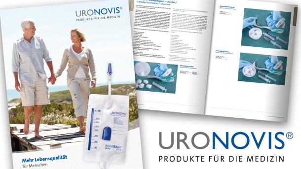 Uronovis Produktkatalog 2016