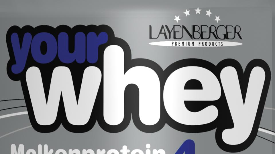 Layenberger YourWhey Labeldesign