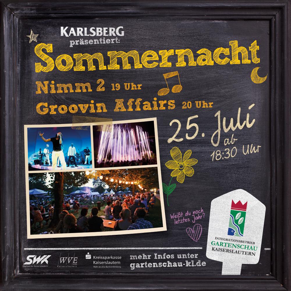 Gartenschau Kaiserslautern Kampagne 2015