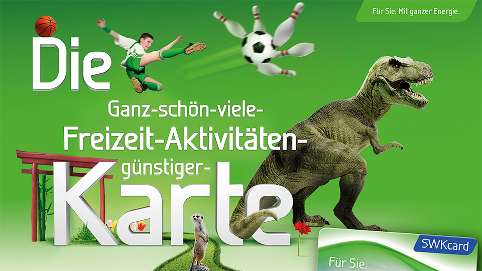 Kampagne SWKcard 2015, Stadtwerke Kaiserslautern