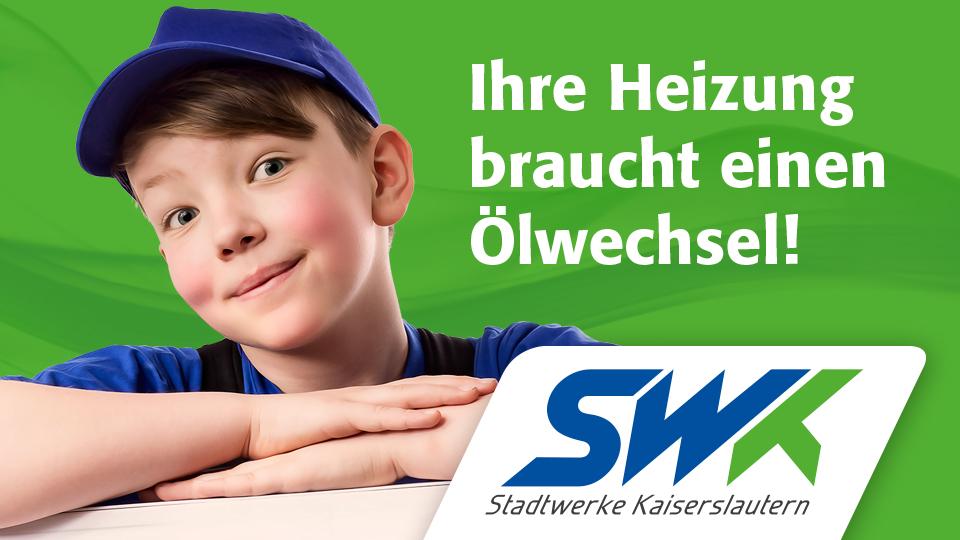 SWK Stadtwerke Kaiserslautern Hezungsumstellung