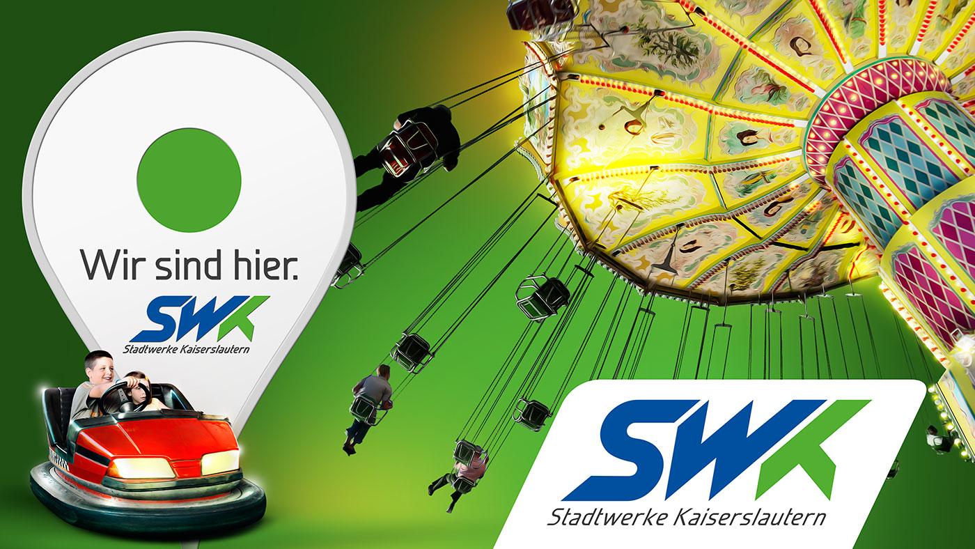 SWK Stadtwerke Kaiserslautern Oktober Kerwe 2015