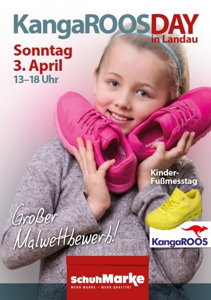 Schuh Marke KangaROOS Day
